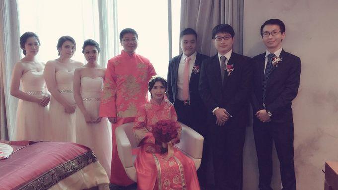Wedding Zhang Bei & Olivia by Fenny Yang Wedding Planner - 006