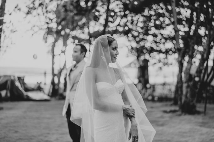 Wedding Tahlia and Michael by Anantara Seminyak Bali Resort - 006