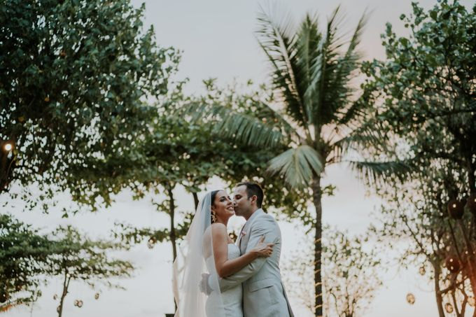 Wedding Tahlia and Michael by Anantara Seminyak Bali Resort - 007