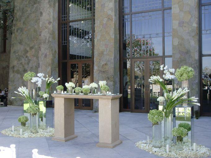 Simple Decorations by d'Oasis Florist & Decoration - 001
