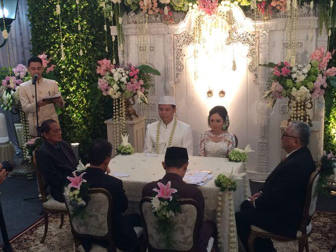 Wedding By ArTez Wedding Planner & Organizer by Chanzy Fauzi MC - 005