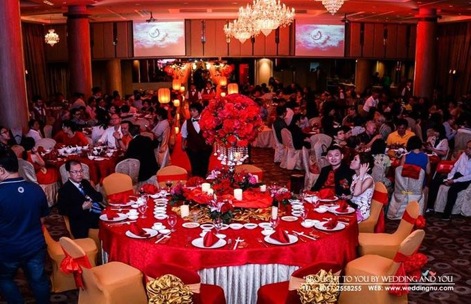 Oriental Wedding Decoration Theme by Wedding And You - 004