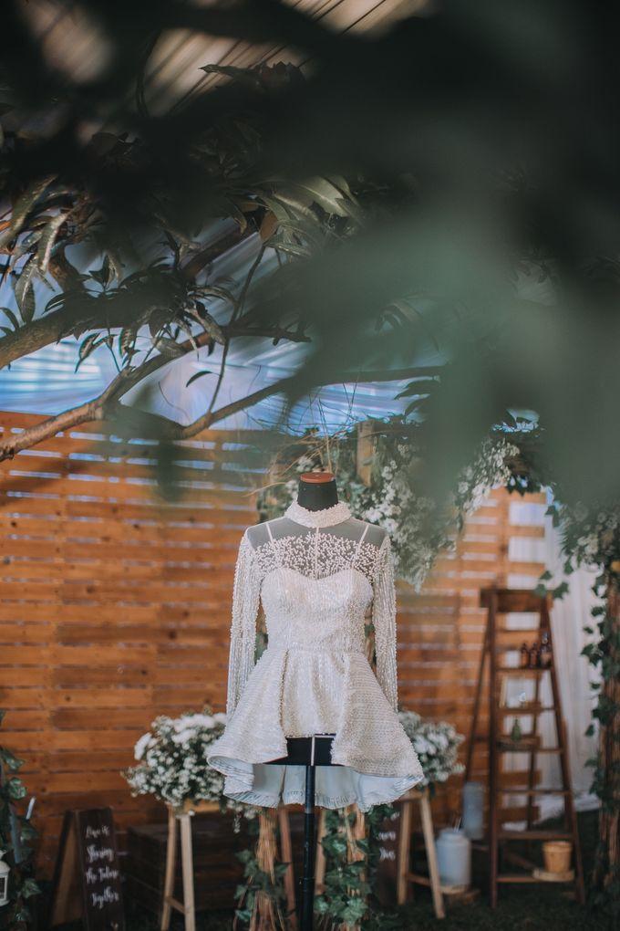 Bohemian & Rustic Simple Wedding of Heny & Luke by Abirupa Wedding Planner - 001