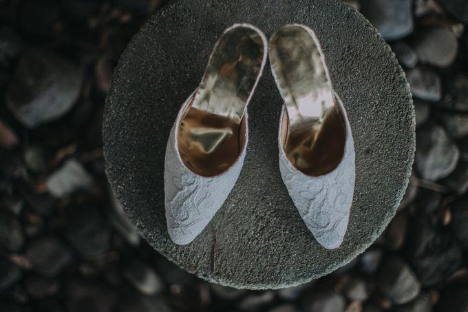 Bohemian & Rustic Simple Wedding of Heny & Luke by Abirupa Wedding Planner - 002