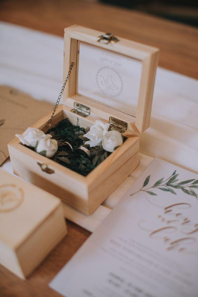 Rustic Wedding Heny & Luke by Hexa Images - 003
