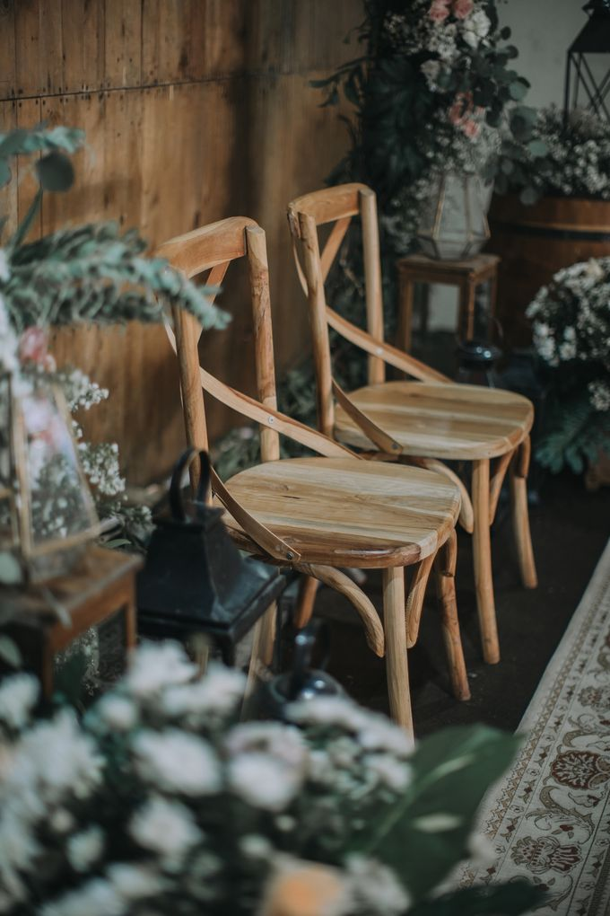 Rustic Wedding Heny & Luke by Hexa Images - 010