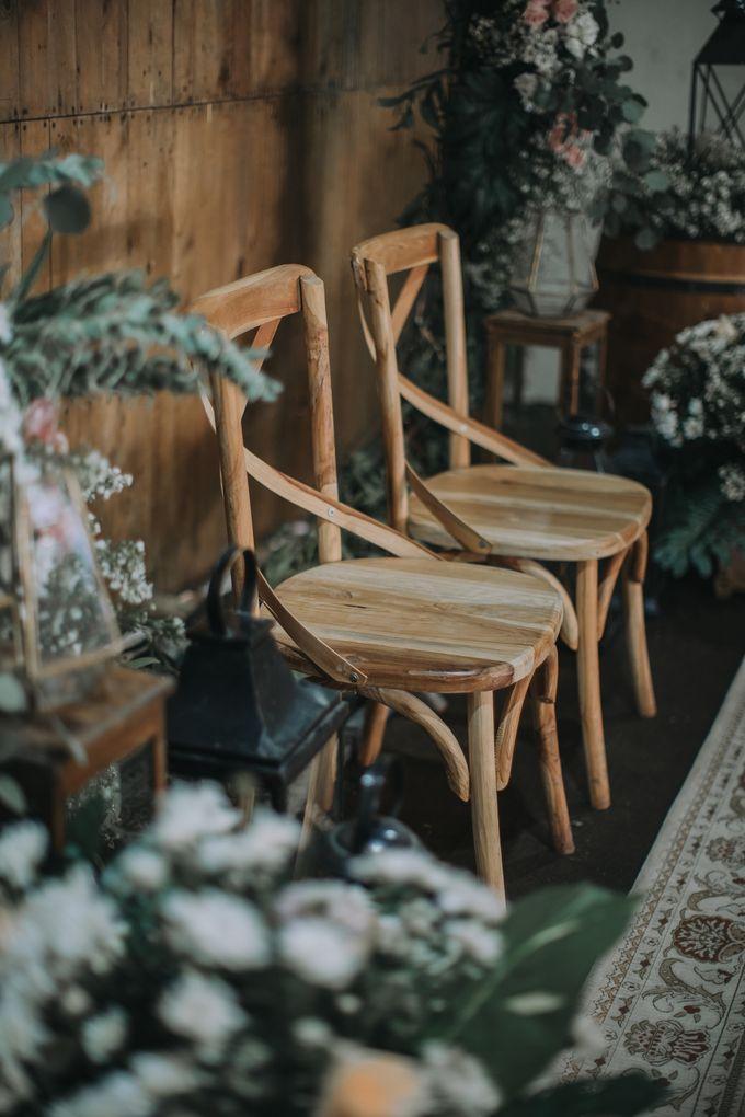 Rustic Wedding Heny & Luke by Hexa Images - 010