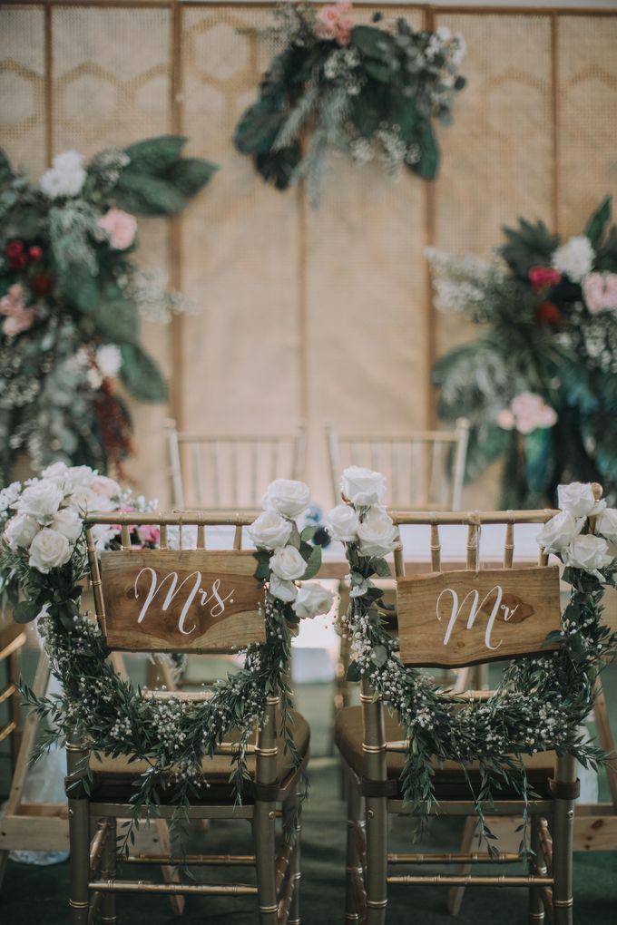 Rustic Wedding Heny & Luke by Hexa Images - 011