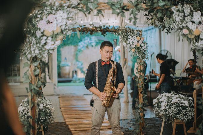 Bohemian & Rustic Simple Wedding of Heny & Luke by Abirupa Wedding Planner - 003