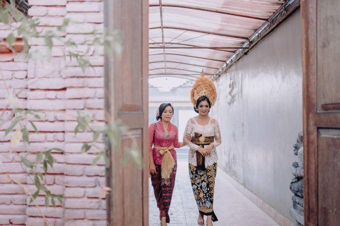 Balinese Wedding of Krishna & Bunga by Hexa Images - 002
