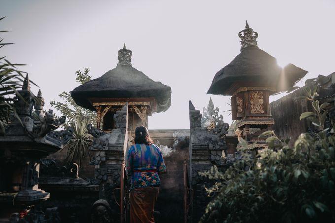 Balinese Wedding of Krishna & Bunga by Hexa Images - 003