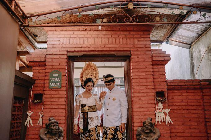 Balinese Wedding of Krishna & Bunga by Hexa Images - 006