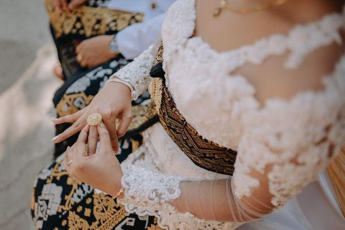 Balinese Wedding of Krishna & Bunga by Hexa Images - 007