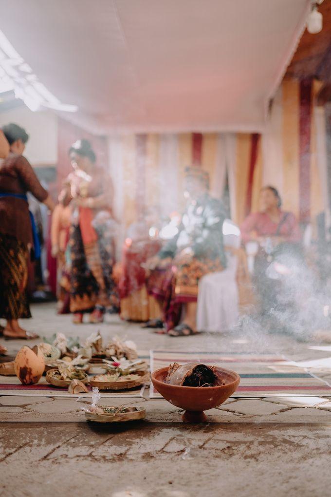 Balinese Wedding of Krishna & Bunga by Hexa Images - 008