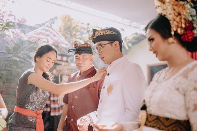 Balinese Wedding of Krishna & Bunga by Hexa Images - 009