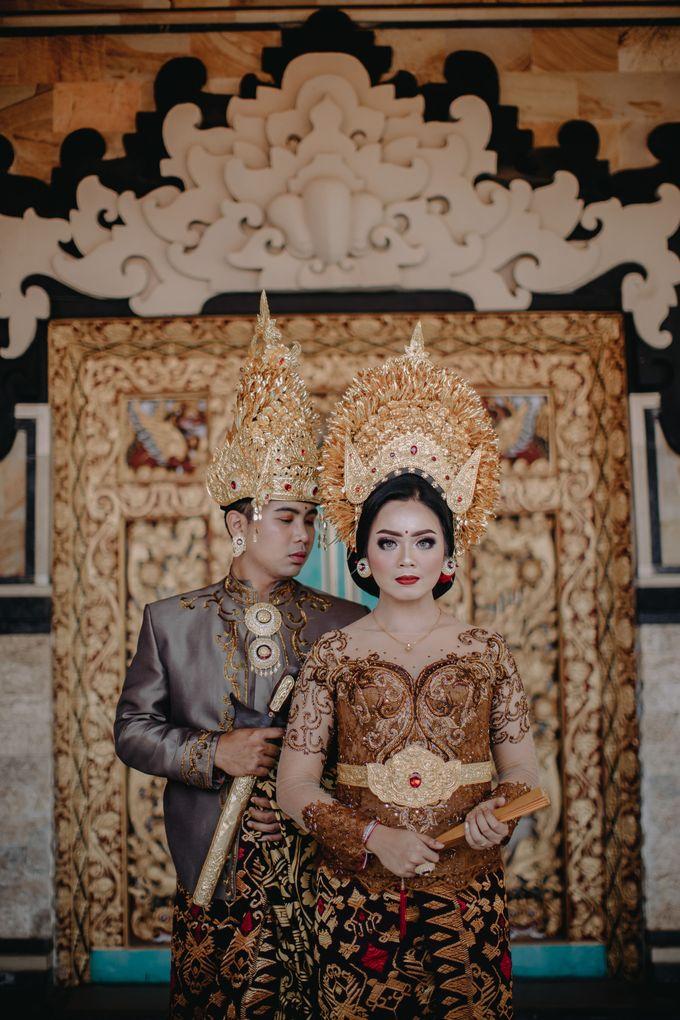 Balinese Wedding of Krishna & Bunga by Hexa Images - 015