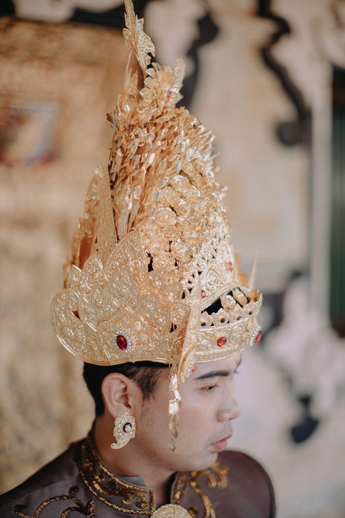 Balinese Wedding of Krishna & Bunga by Hexa Images - 016