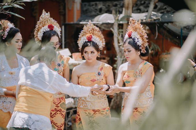 Balinese Wedding of Krishna & Bunga by Hexa Images - 017