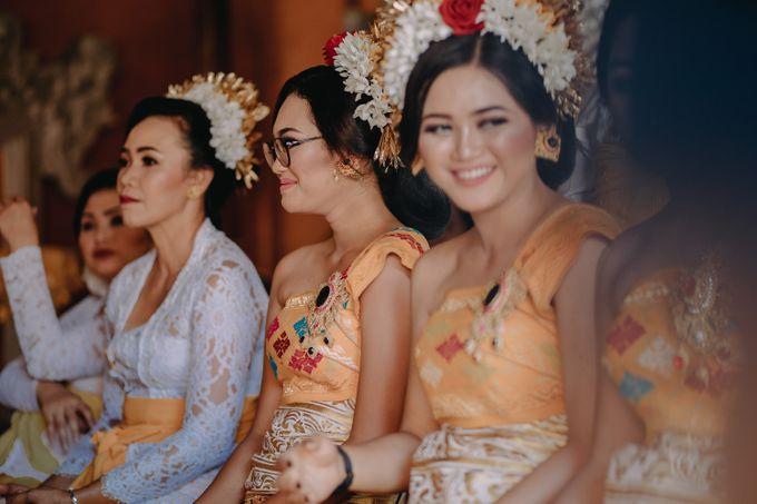 Balinese Wedding of Krishna & Bunga by Hexa Images - 018