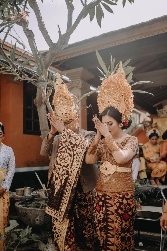 Balinese Wedding of Krishna & Bunga by Hexa Images - 019