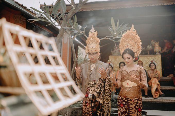 Balinese Wedding of Krishna & Bunga by Hexa Images - 020