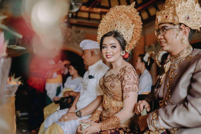 Balinese Wedding of Krishna & Bunga by Hexa Images - 022