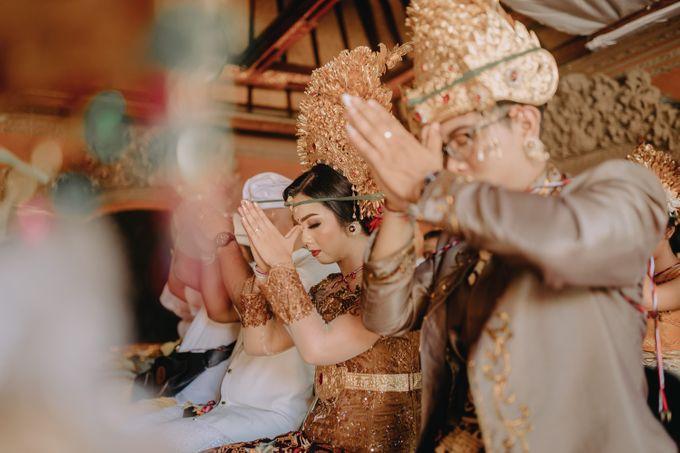 Balinese Wedding of Krishna & Bunga by Hexa Images - 023