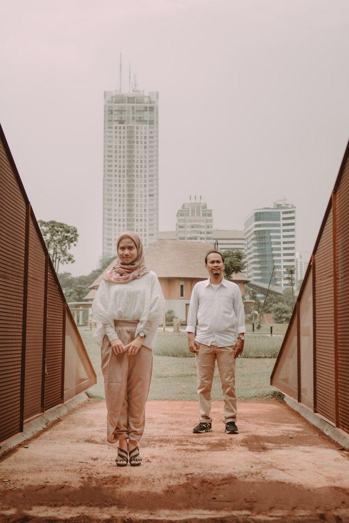 Prewedding of Zaryza & Ridho by Ozul Photography - 003