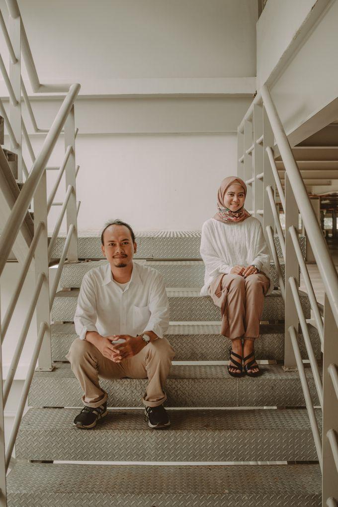 Prewedding of Zaryza & Ridho by Ozul Photography - 005