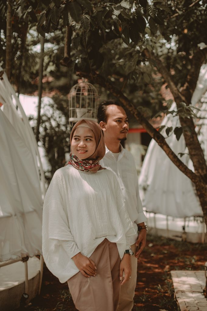 Prewedding of Zaryza & Ridho by Ozul Photography - 010