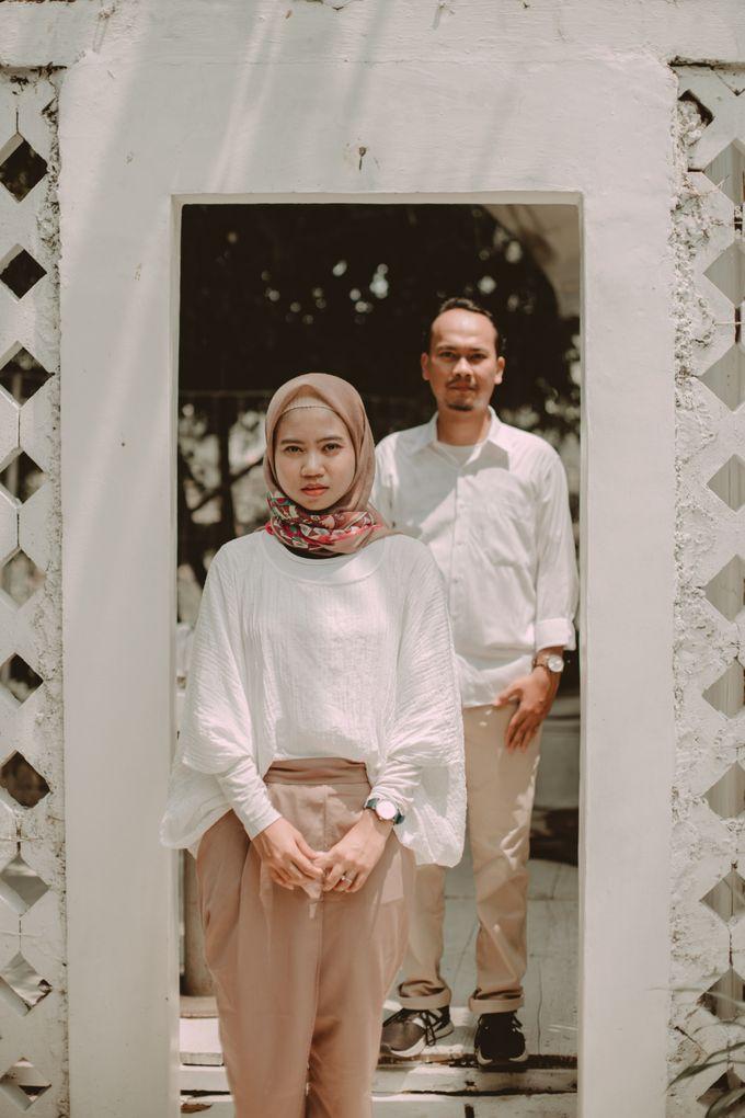 Prewedding of Zaryza & Ridho by Ozul Photography - 012