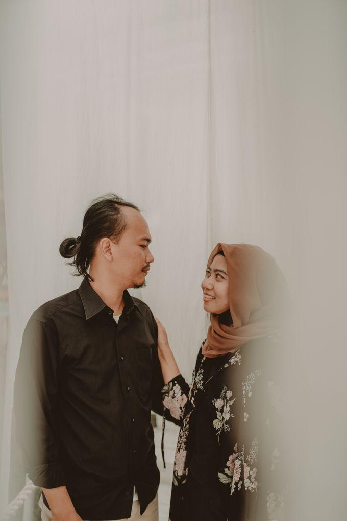 Prewedding of Zaryza & Ridho by Ozul Photography - 013