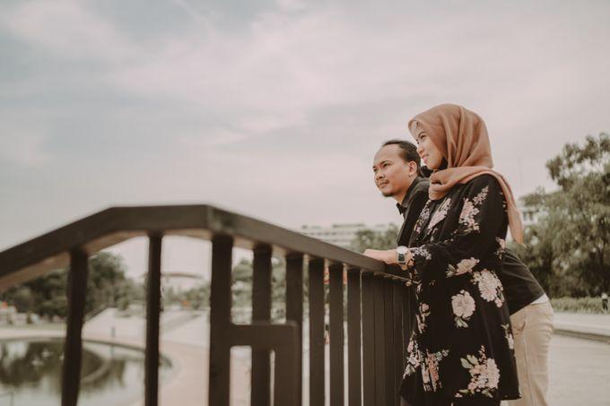 Prewedding of Zaryza & Ridho by Ozul Photography - 017