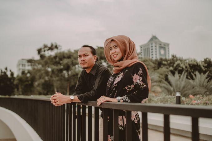 Prewedding of Zaryza & Ridho by Ozul Photography - 018