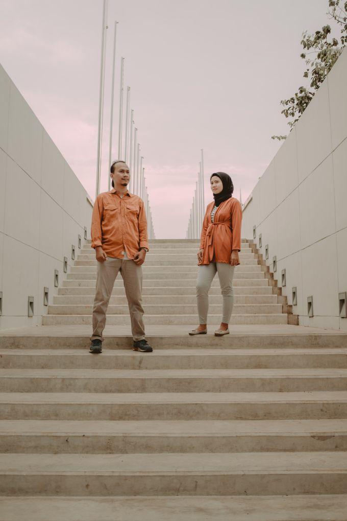 Prewedding of Zaryza & Ridho by Ozul Photography - 022