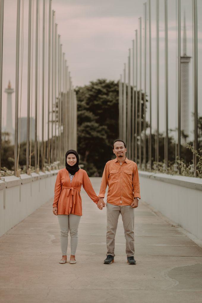 Prewedding of Zaryza & Ridho by Ozul Photography - 024