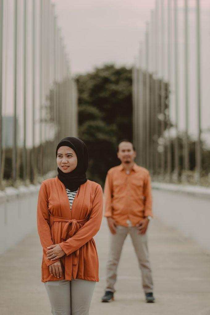 Prewedding of Zaryza & Ridho by Ozul Photography - 025