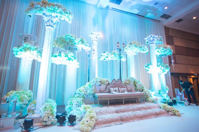 Add To Board MALAY WEDDING RECEPTION By ARJUNA CIPTA