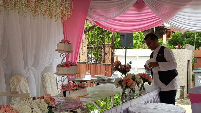 Wedding Cake by Sri Munura Catering Services - 003