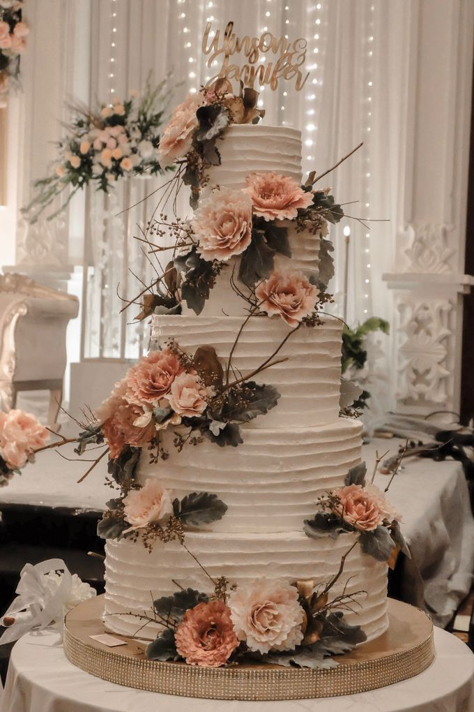 The Wedding of Winson & Jennifer by KAIA Cakes & Co. - 024