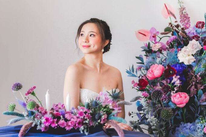 Hitcheed Wedding Wonderland Styled Shoot by O'hara Weddings - 001