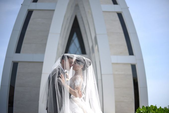 The Wedding Of Ivan & Fiona by Gusde Photography - 005