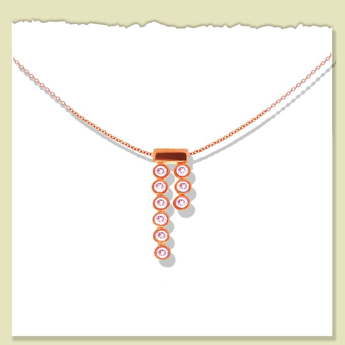 Pendants and Necklaces - From Heart to Heart 2 by eClarity Diamonds - 001