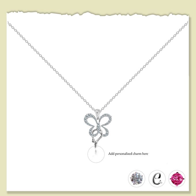 Pendants and Necklaces - From Heart to Heart 2 by eClarity Diamonds - 002