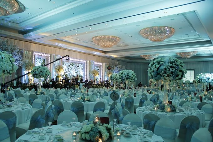 Wedding by JW Marriott Hotel Surabaya - 012