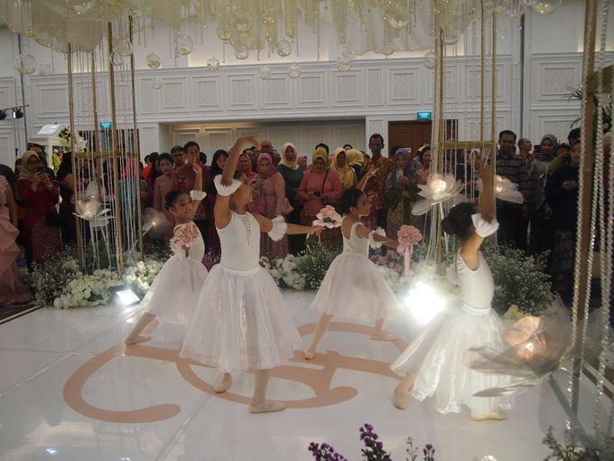Wedding Dancer of Tirta & Bobby by RAFA International Dance Studio - 002