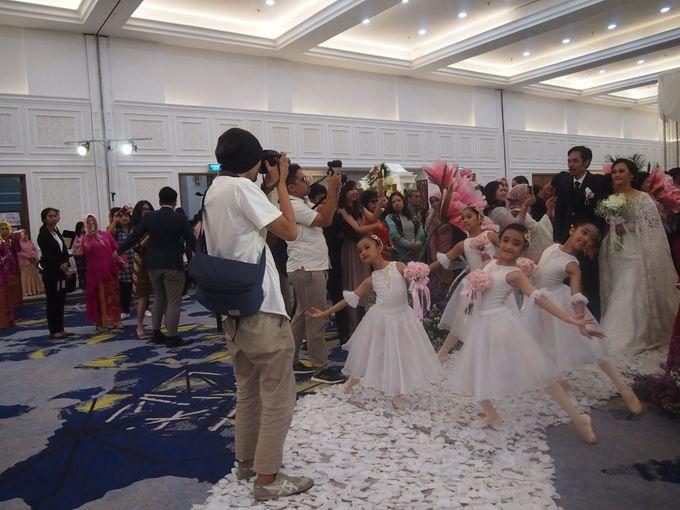 Wedding Dancer of Tirta & Bobby by RAFA International Dance Studio - 003