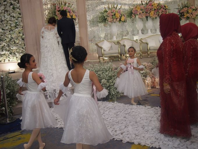 Wedding Dancer of Tirta & Bobby by RAFA International Dance Studio - 005