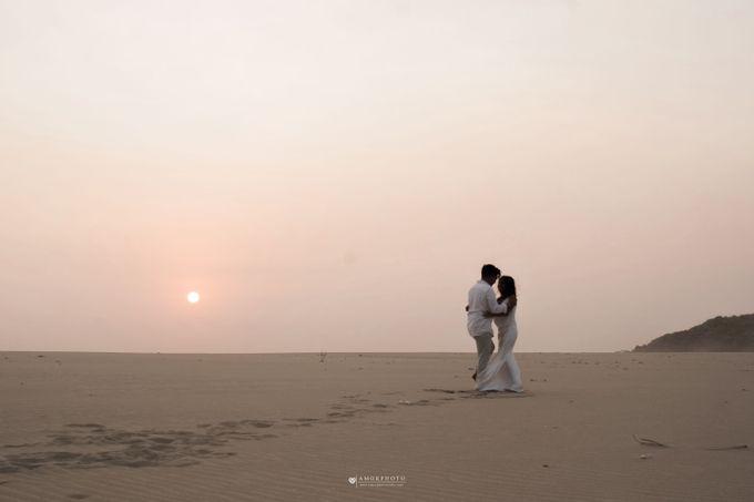 The Prewedding of Lala by Amorphoto - 012