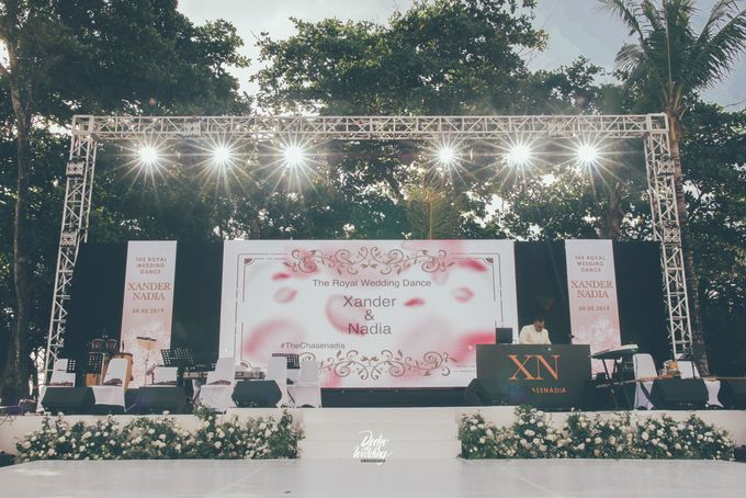 Villa Ombak Biru | The Royal Wedding Dance : Xander & Nadia by diskodiwedding - 020